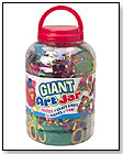 Giant Art Jar by ALEX BRANDS