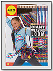 Giant Weaving Loom by ALEX BRANDS