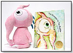 The Monster in The Bubble and Squeek Plush by THE MONSTERS IN MY HEAD LLC