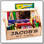 Classic Art Caddy by ORGANIZED KIDS