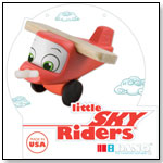 Little Sky Riders by DANO2 Designer Toys