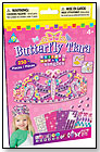 Sticky Mosaics� Singles - Butterfly Tiara by THE ORB FACTORY LIMITED