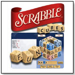 Scrabble Flash Cubes by HASBRO INC.