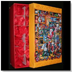 Advent Calendar Gift Box by YOU STUFF IT BOXES