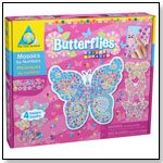Sticky Mosaics® Butterflies by THE ORB FACTORY LIMITED