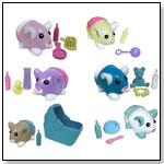 Zhu Zhu Pets Hamster Babies by ENTERTAINMENT EARTH INC.