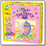 My First Sticky Mosaics® Tea Party