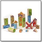 Organico Bamboo Blocks