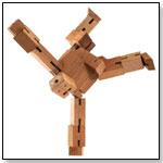 Medium Cubebot by AREAWARE
