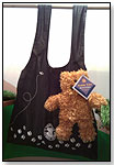Teddy Tote by VERMONT TEDDY BEAR