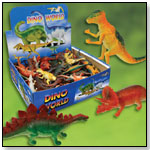 "4"" Dinosaurs Figures by ESCO TOYS"