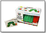 Zoobies Very Hungry Caterpillar Toy, Blanket & Book Combo by ZOOBIES