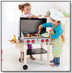 Gourmet Grill (with food) by HAPE