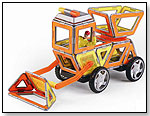 Magformers XL Cruisers Construction Vehicle Set by MAGFORMERS LLC