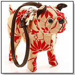 Fuzzy Nation - Frenchie Geisha Wristlet by MANHATTAN TOY