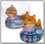 Deglingos Bath Ducky - Ronronos the Cat by GEARED FOR IMAGINATION