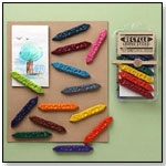 Crazy Recycled Crayons by INTERNATIONAL ARRIVALS