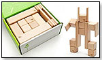 Magnetic Wooden Blocks - Starter Set by TEGU INC.