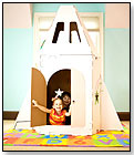 The Shuttle Imagination Playhouse by CRAFTY KIDS PLAYHOUSES