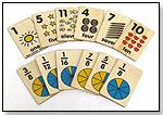 Teach & Play Tiles by MAPLE LANDMARK WOODCRAFT CO.