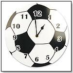 Trend Lab Soccer Ball Clock by TREND LAB, LLC