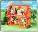Calico Critters - Cozy Cottage Starter Set by INTERNATIONAL PLAYTHINGS LLC