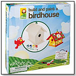 Build and Paint a Birdhouse by TOYSMITH