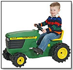 John Deere Plastic Pedal Tractor by LEARNING CURVE