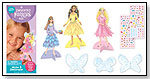 Enchanted Fairies Quick Sticker Kit by PEACEABLE KINGDOM