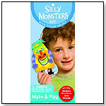 Silly Monsters Quick Sticker Kit by PEACEABLE KINGDOM
