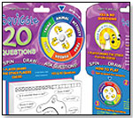 SQUIGGLE 20 Questions