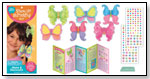 Stick-Up Butterfly Kit - Quick Sticker Project by PEACEABLE KINGDOM