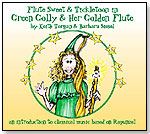 Green Golly & Her Golden Flute by TUGBOAT MUSIC