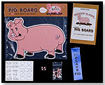 The Pig Board by SNOUT A PIG LLC