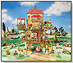 Calico Critters Treehouse by INTERNATIONAL PLAYTHINGS LLC