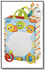 Tote Along Musical Mirror by INTERNATIONAL PLAYTHINGS LLC
