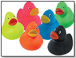 Rubber Duckies Multicolor by SCHYLLING