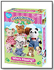 Who's Missing? A Calico Critters Card Game by INTERNATIONAL PLAYTHINGS LLC