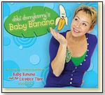 Baby Banana CD by VERY DERRYBERRY PRODUCTIONS