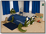 Incredibeds Plush Bed Frame by THE INCREDIBEDS LLC