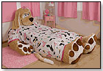 Daisy the Floppy Eared Dog Plush Bed Frame by THE INCREDIBEDS LLC