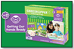 Grasshopper Preschool Prep Kit:  Getting Our Hands Ready by GRASSHOPPER INC.