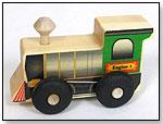Scoot Train Engine by MAPLE LANDMARK WOODCRAFT CO.