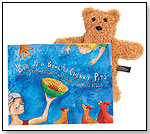 Grundel & Take-Along-Teddy Book Set by VERMONT TEDDY BEAR