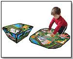 ZipBin® Little Village Medium Basket Playmat