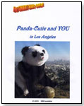 """Panda-Cutie and YOU... in Los Angeles"" for SMART KIDS ONLY! by Satisfaction Guaranteed LLC"