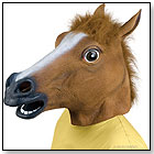 Horse Head Mask by ACCOUTREMENTS