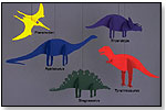 Dinosaurs Mobile by SKYFLIGHT MOBILES