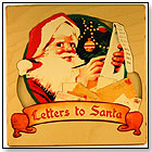 """""""Letters to Santa"""" Wooden Puzzle by AMERICAN PUZZLE COMPANY"""