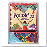 Potholders and Other Loopy Projects by KLUTZ